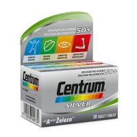 CENTRUM Silver nad 50 rokov 30 tabliet