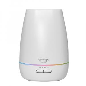 CONCEPT ZV1020 Perfect Air zvlhčovač vzduchu s arómadifuzérom 2v1 biely