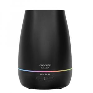 CONCEPT ZV1021 Perfect Air zvlhčovač vzduchu s arómadifuzérom 2v1 čierny