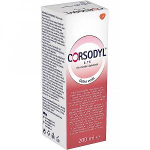 CORSODYL 0,1% STM LIQ 200ML