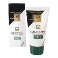 CutisHelp Konopná masť Defekt pri poškodení kože 50 ml