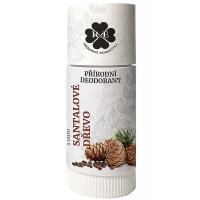 DÁREK RAE Přírodní deodorant roll-on Santalové dřevo 25 ml