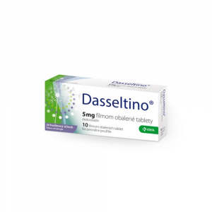 DASSELTINO 5 mg 10 tabliet