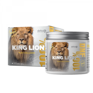 DELTA COLLAGEN King Lion flex 240 g
