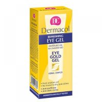 Dermacol Eye Gold Gel 15 ml