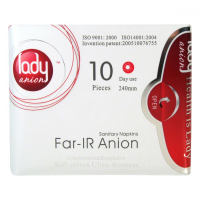 DHV Lady Anion Ultra Denná 10ks