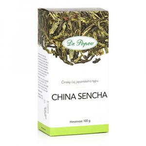 DR. POPOV China Sencha čaj 100 g