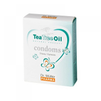 DR. MÜLLER Tea Tree Oil kondómy 3 kusy