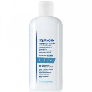 DUCRAY Squanorm šampón mastné lupiny 200 ml