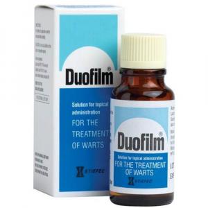 DUOFILM dermálny roztok 15 ml