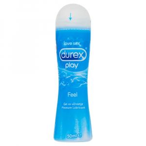 DUREX Lubrikačný gél Play Feel 50 ml