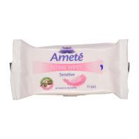 Amet Sensitive obrúsky na intímnu hygienu 15 kusov