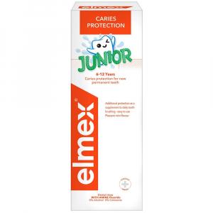 ELMEX Junior ústna voda 400 ml
