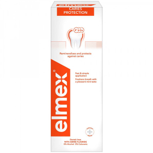 ELMEX Ústna voda 400 ml
