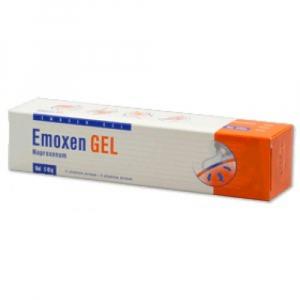 Emoxen Gél gel der 1 x 100 g