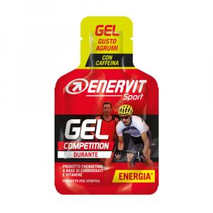 ENERVIT Gel s kofeínom citrus 25 ml