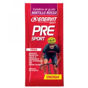 ENERVIT Pre Sport energetické želé príchuť brusnica 45 g
