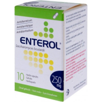 ENTEROL 250MG CPS DUR 10KS : Výpredaj
