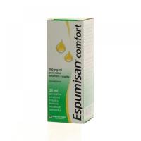 ESPUMISAN Comfort gte por 1x3g/30ml