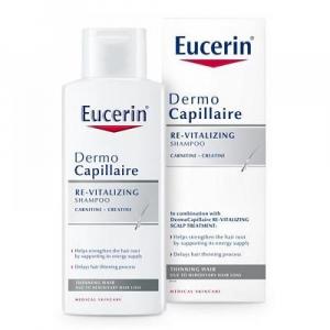 EUCERIN DermoCapillaire Šampón proti vypadávaniu vlasov 250 ml
