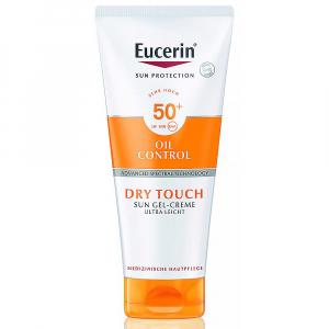 EUCERIN Sun Dry Touch Krémový gél SPF 50+ 200 ml