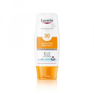 EUCERIN Sun Detské mlieko na opaľovanie s ochrannými mikropigmentami SPF 30 150 ml