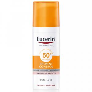 EUCERIN SUN Emulzia na opaľovanie AntiPigment SPF 50+ 50 ml