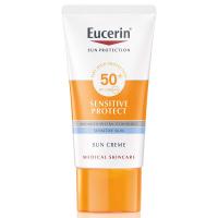 EUCERIN Sun Vysoko ochranný krém na opaľovanie na tvár SPF 50+ 50 ml