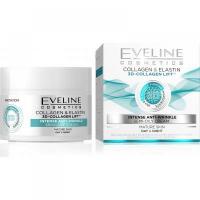 EVELINE Collagen & Elastín denný a nočný krém 50 ml