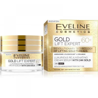 EVELINE Gold Lift Expert denný a nočný krém 60+ 50 ml