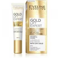 EVELINE Gold Lift Expert Eye Cream 40+ 15 ml