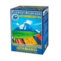 Everest-Ayurveda JATAMANSI Psychická relaxace & duševní rovnováha 100 g sypaného čaje