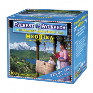 Everest-Ayurveda MEDHIKA Kojící ženy 100 g sypaného čaje