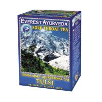 Everest-Ayurveda TULSI Respirační systém & krční oblast 100 g sypaného čaje