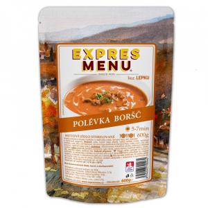 EXPRES MENU Polievka Boršč bez lepku 2 porcie