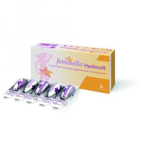 FEMINELLA Hyalosoft 10 vaginálnych globúl