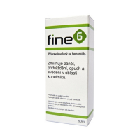 FINE6 olej na hemoroidy 50 ml