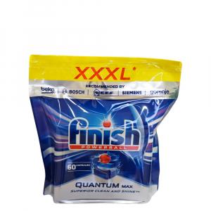 FINISH Quantum Max tablety do umývačky 60 ks