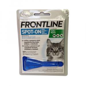 FRONTLINE Spot-on pre mačky sol (na kožu) 1x 0,5 ml