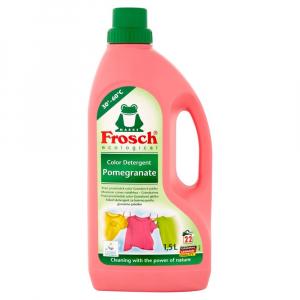 FROSCH EKO Na pranie farebnej bielizne Granátové jablko 1500 ml