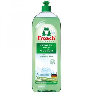 FROSCH balzam na umývanie riadu aloe vera 750 ml