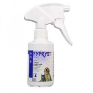 FYPRYST kožný sprej pre mačky a psov 2,5 mg/ml 250 ml