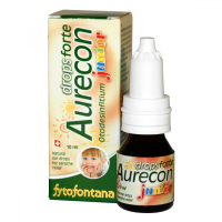 Fytofontana Aurecon drops forte Junior 10 ml