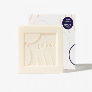 """GALLINÉE Probiotické """"mydlo"""" bez parfumácie 100 g"""