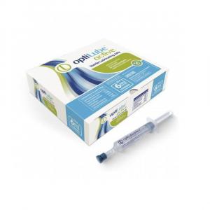 Gél lubrikačný OptiLube Active striekačka 11ml 10ks