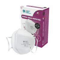 GENERAL PUBLIC PROTECTION FFP2 NR 5 kusov Jednorazový ochranný respirátor