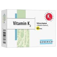 GENERICA Vitamin K2 60 kapsúl