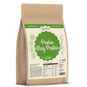 GREENFOOD NUTRITION Probio whey proteín karamel 750 g