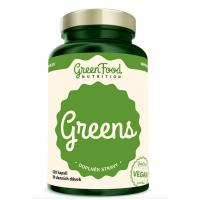 GREENFOOD NUTRITION Greens 120 kapsúl