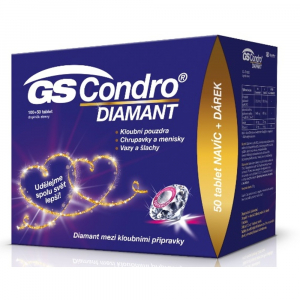 GS Condro Diamant 100 + 50 tabliet EDÍCIA 2020